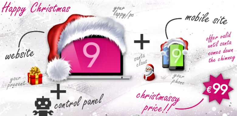 Project NINE's Malta Christmas Offers